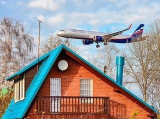 Ограничения для частных и садовых домов, гаражей и хозпостроек возле аэропортов отменят в 2021 году