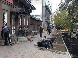На благоустройство проспекта Мира потратят еще 127 млн рублей