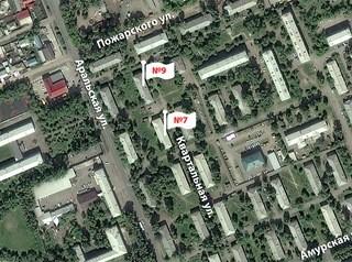 Администрация Красноярска отдает под застройку участок в Ленинском районе