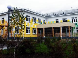 Два новых детских сада в ЖК «Радонежский» откроются в 2019-2020 годах