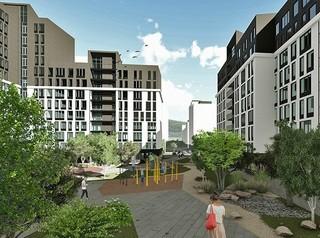 Одобрена новая концепция жилого района «Тихие Зори»