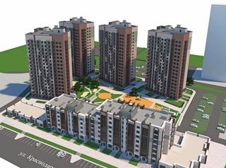 Новый жилой комплекс появится на пересечении Армейской и Краснодарской