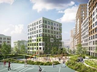 Проект «голландского» микрорайона «ТДСК» показали на Архитектурном форуме