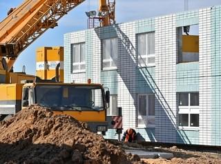 В Москве в кратчайшие сроки строят инфекционный центр для больных коронавирусом