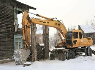 В Правобережном округе Иркутска снесут шесть старых домов