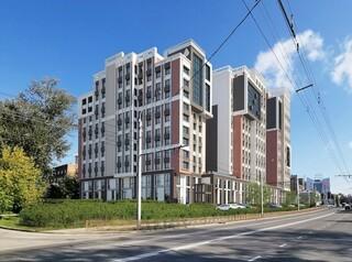В Иркутске возводят новый жилой комплекс «SkyLine»