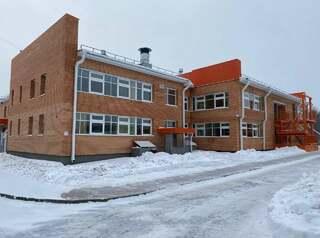 Спорткомплекс и детский сад открылись в Иркутской области