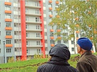 В Красноярске построят новый дом для переселенцев из аварийного жилья