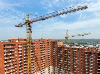 Нарастить объёмы строительства жилья рассчитывают за счёт комплексного развития территорий
