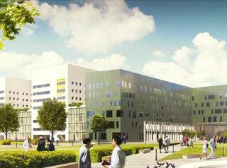 Стоимость реконструкции Краевой клинической больницы составит около 5 млрд рублей