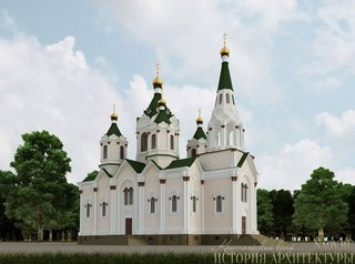 Началась подготовка к строительству двух храмов на Стрелке