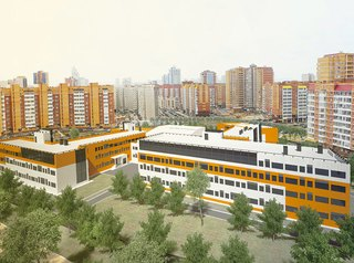 Новую школу в Иннокентьевском построит Фирма «Культбытстрой»