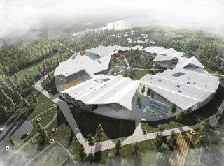 Утверждены проекты планировки территории «Умной школы» под Иркутском
