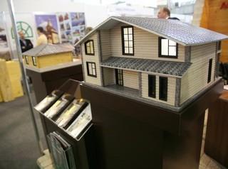 Открылась выставка «Строительство и архитектура»