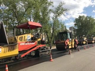 В Красноярске ищут подрядчиков для ремонта дорог