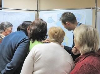 Жители Солнечного не поверили в реальность нового проекта планировки района