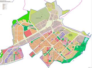 27 ноября пройдут публичные слушания по проекту планировки Зеленой Рощи и Северного
