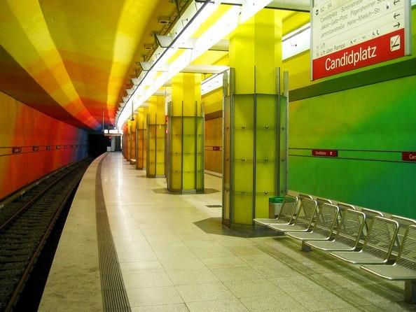 Станция метро Candidplatz (Мюнхен)
