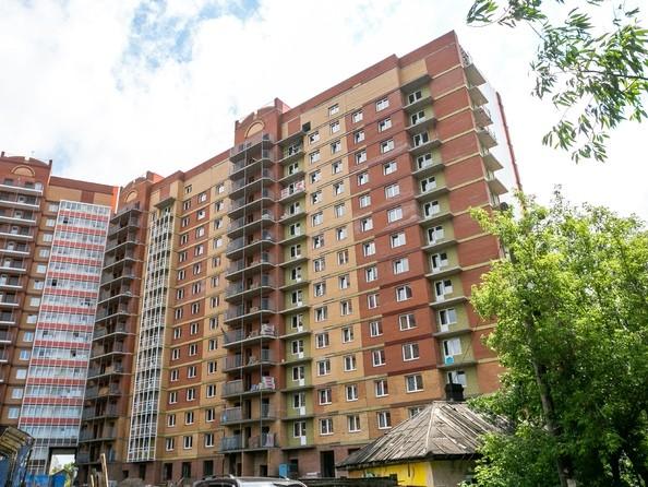 Фото Жилой комплекс КАЛИНИНСКИЙ, дом 1, 4 этап, Ход строительства 23 июня 2019