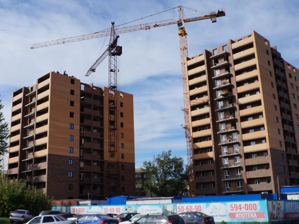 Фото Жилой комплекс БАГРАТИОНЪ, дом 1, Сентябрь 2016