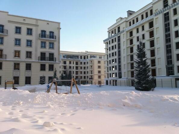 Фото Жилой комплекс ЖУКОВКА, б/с 4, Ход строительства декабрь 2018