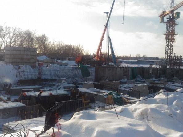 Фото Жилой комплекс АЭРОПОРТ, дом 1, Ход строительства февраль 2019