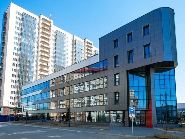 Фото Жилой комплекс Офисно-деловой центр БИЗНЕС ПОРТ, SKY SEVEN, Ход строительства 14 апреля 2019