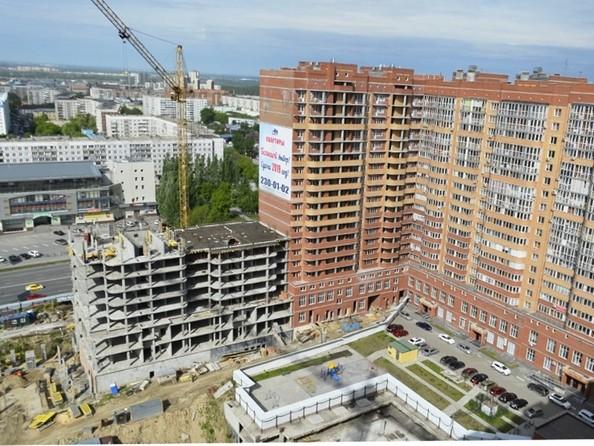 Фото Жилой комплекс Нарымский квартал (Дом на Плановой), 1-2 б/с, Ход строительства июнь 2019