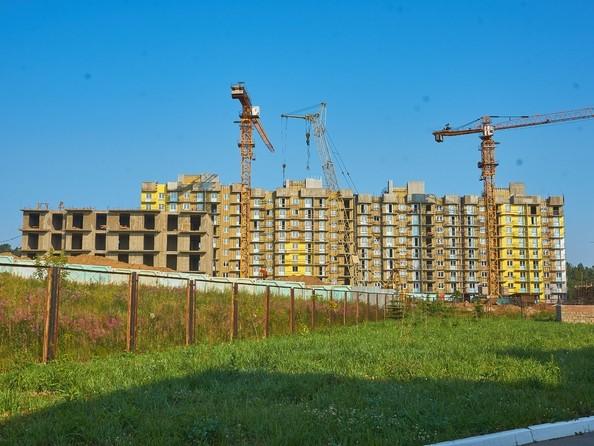 Ход строительства 2 августа 2018