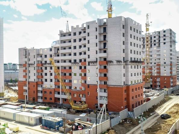 Фото Жилой комплекс МАРС, дом 11, Ход строительства июль 2019