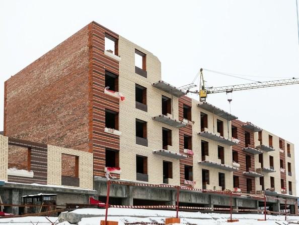 Фото Жилой комплекс Академгородок, дом 1, корп 3, Ход строительства 22 декабря 2018