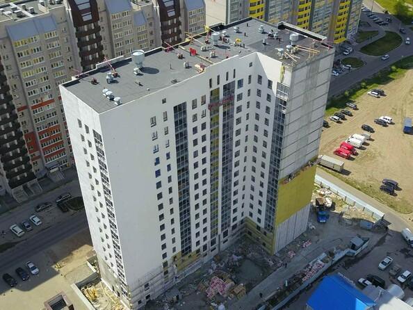 Фото ONE LOFT, Ход строительства май 2019