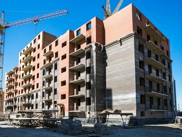 Фото Жилой комплекс ОБРАЗЦОВО, дом 4, Ход строительства 23 апреля 2019