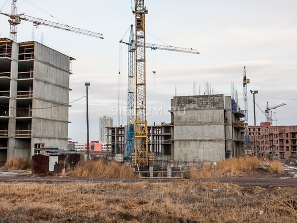 Ход строительства 1 ноября 2019
