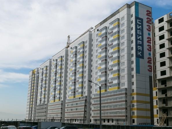Фото Жилой комплекс Иннокентьевский, 3 мкр, дом 3, Ход строительства 25 июня 2018