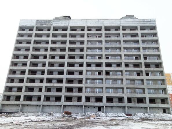 Фото Жилой комплекс ЮНОСТЬ, дом 2, Ход строительства апрель 2019