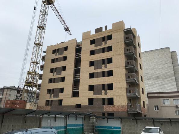Фото Жилой комплекс МАНХЕТТЕН, дом 8, Ход строительства апрель 2019