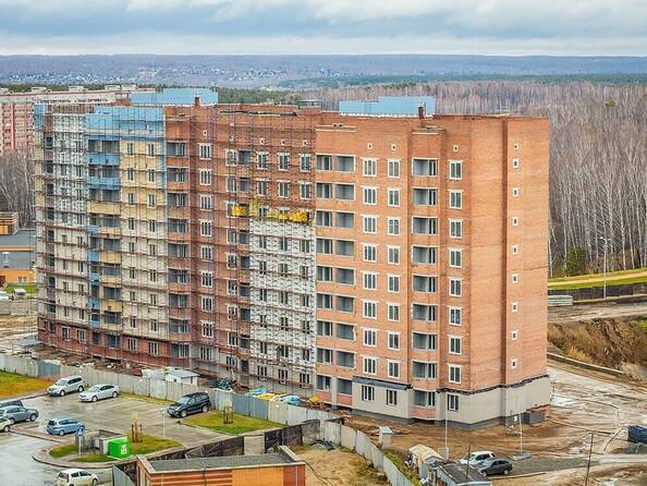 Фото Жилой комплекс 4 мкр, дом 11, Ход строительства октябрь 2018