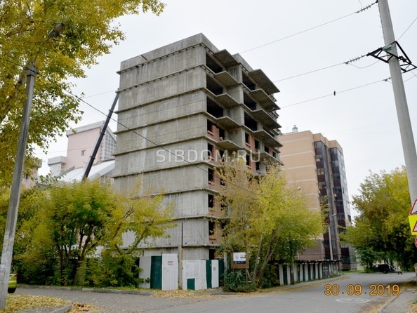 Фото НА НЕВСКОГО, 2 оч, Ход строительства 30 сентября 2019