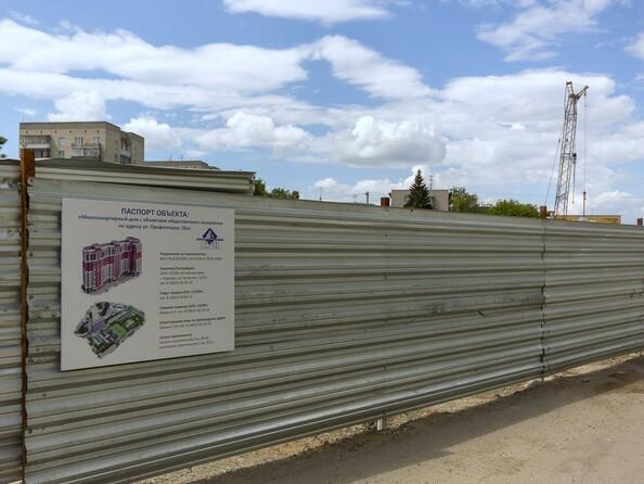 Фото МАЯКОВСКИЙ, Ход строительства июль 2019