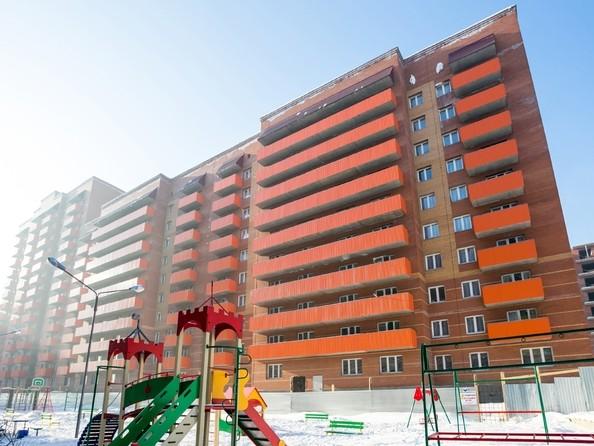 Фото Жилой комплекс СНЕГИРИ, дом 2, Ход строительства 7 февраля 2018