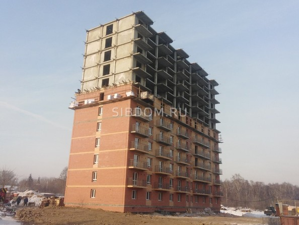 Ход строительства 3 марта 2020