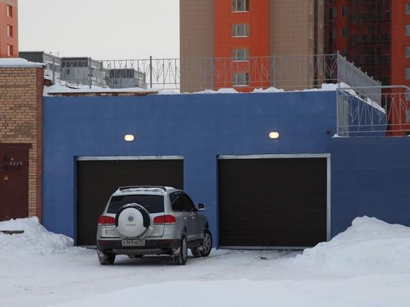 ноябрь 2009, парковка