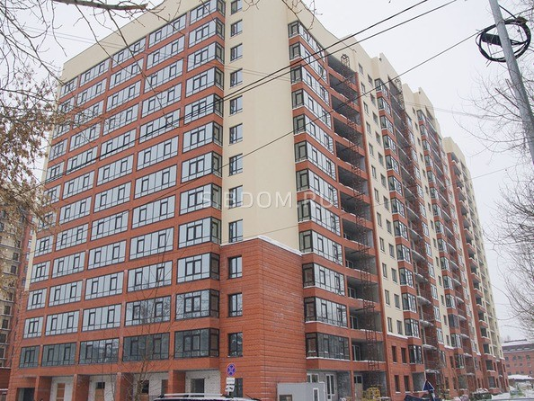 Фото Жилой комплекс ДВЕ ЭПОХИ, корпус 3, Ход строительства январь 2019