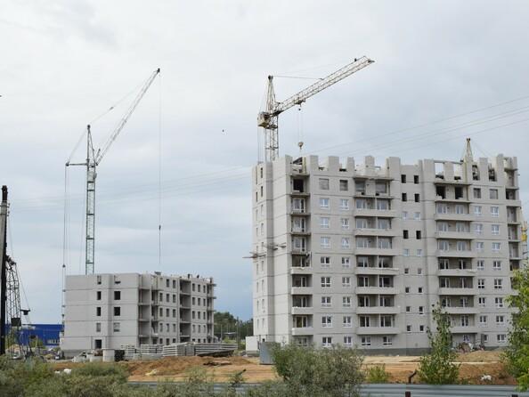 Ход строительства 31 августа 2020
