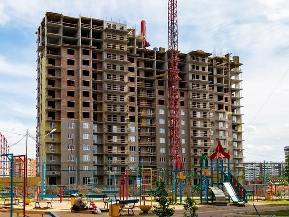 Фото Жилой комплекс КОМСОМОЛЬСКИЙ , Ход строительства 11 июня 2019