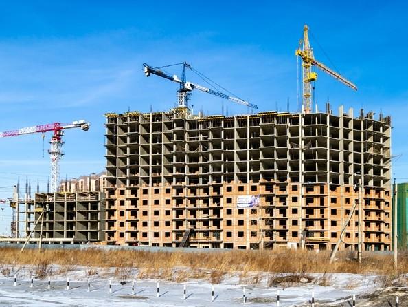 Фото Жилой комплекс GEO (ГЕО), секции 3-5, Ход строительства 25 февраля 2019