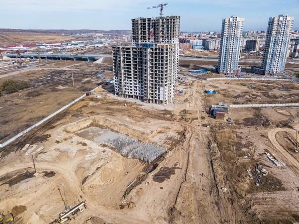 Фото Жилой комплекс ПРЕОБРАЖЕНСКИЙ, дом 13, 6 апреля 2018