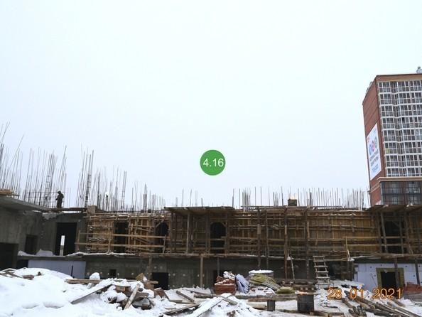 Ход строительства 28 января 2021
