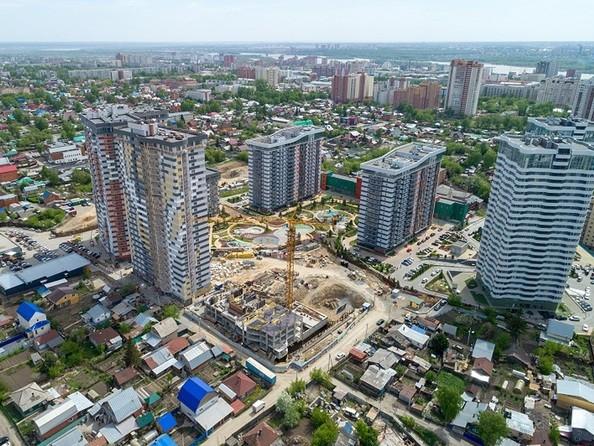 Ход строительства 28 мая 2019